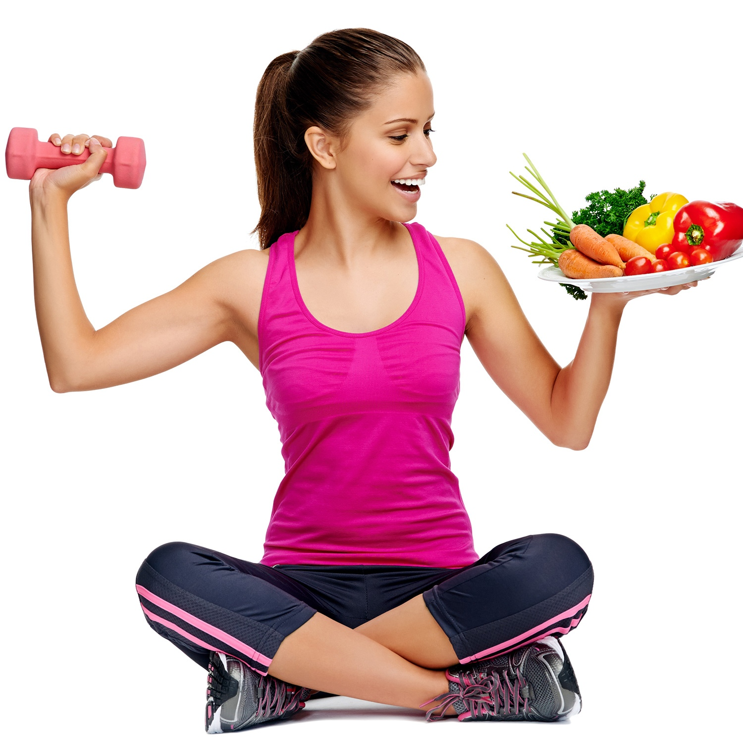 article on importance of healthy diet and exercise