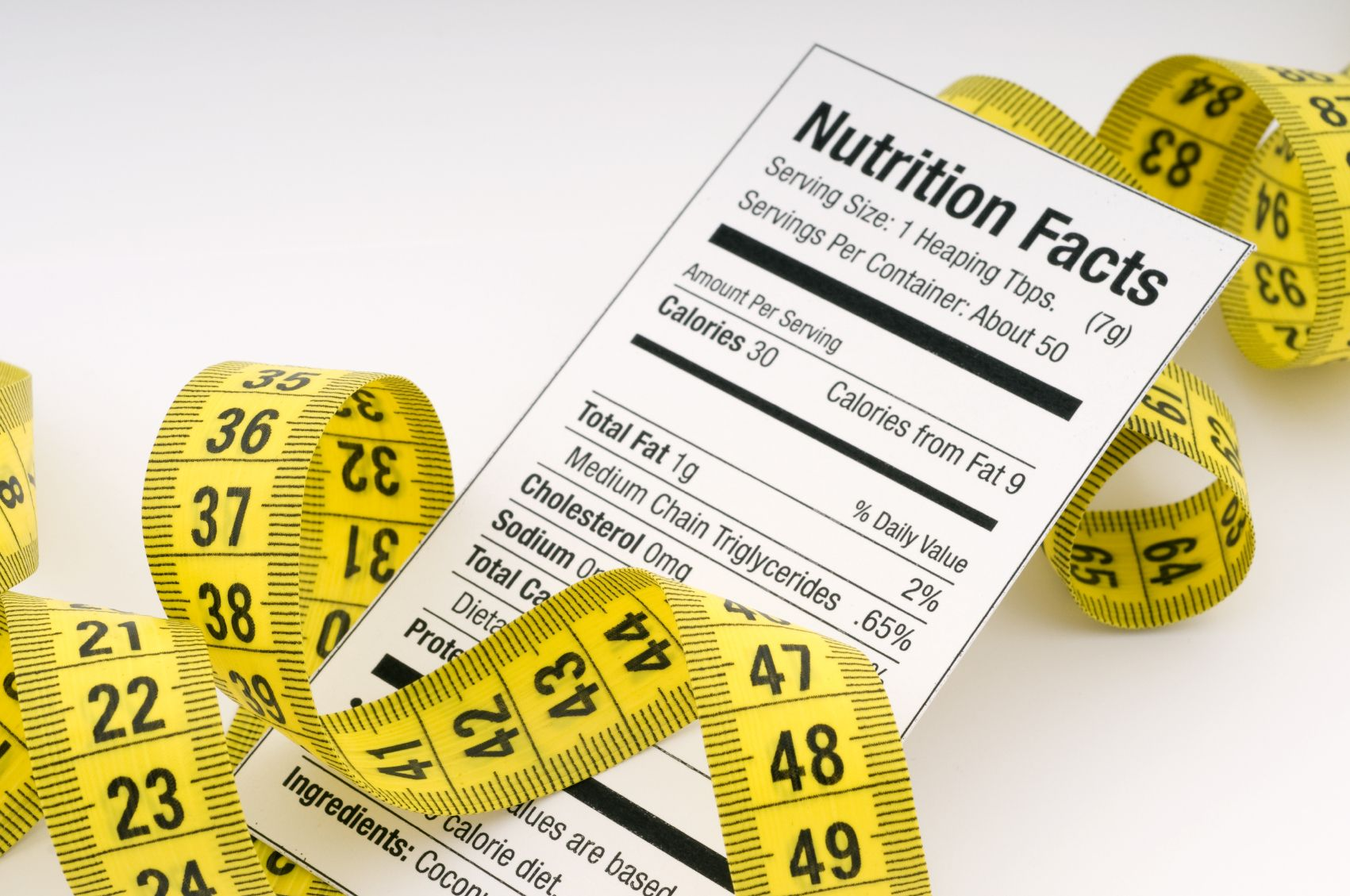 Calories – The Be All and End All!